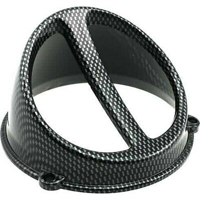 Lüfterspoiler Air Scoop Carbon-Look-universal-Adly/Herchee,Aeon,AGM,Aprilia,CPI