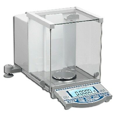 NEW Accuris W3100-120 Analytical Electromagnetic Balance Scale W/ LCD Panel