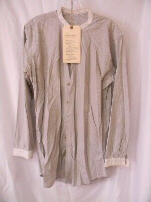 """hero"" Kiefer Sutherland 8 Button Shirt Worn In The Hit Western ""forsaken""!  #4"
