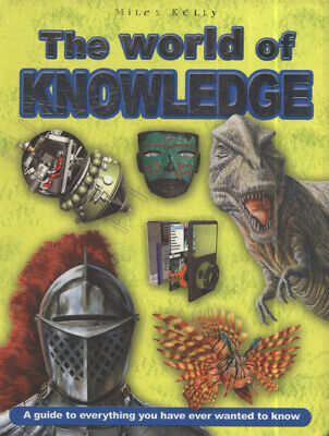 The world of knowledge by Sue Becklake (Paperback)