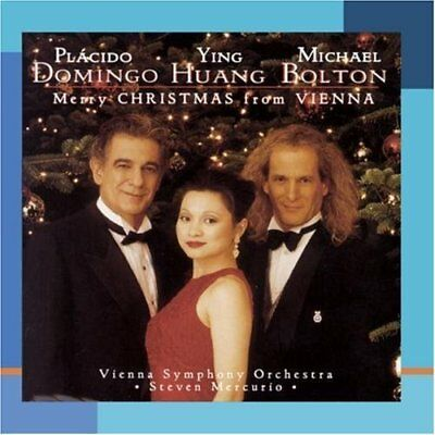 Domingo, Placido^Bolton, Michael^Huang, : Merry Christmas From Vienna CD