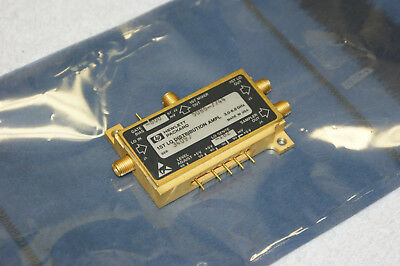 HP / Agilent 5086-7744 1st LO Distribution Amplifier Module. Tested