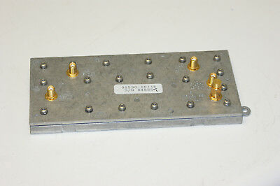 Agilent / HP 08590-60116 First Converter Assembly. PN: 08590-60116.