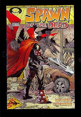 Spawn #223 Walking Dead #1 Homage  Near Mint/mint Uncirculated Copy Comic Kings