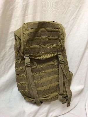 Eagle Industries MOLLE Becker Patrol Pack Khaki Special Forces Backpack Ruck