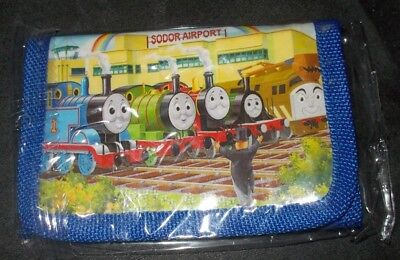 New without tags, Thomas The Train Trifold Wallet, Blue (TT2)