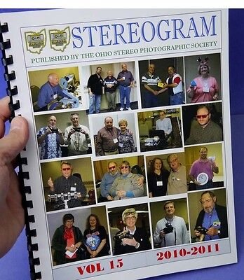 Stereogram - Newsletter of the Ohio Stereo Photographic Society - Volume 15