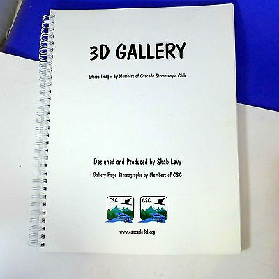3D Gallery - Stereoscopic Images of the Cascade Club, 2001 BH