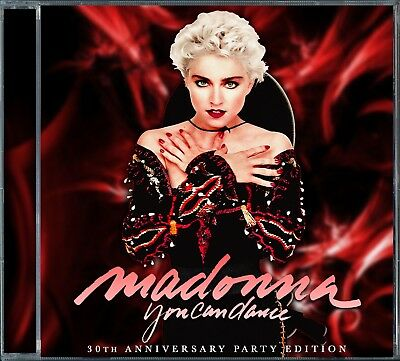 Madonna You Can Dance - 30th Anniversary Party Edition CD
