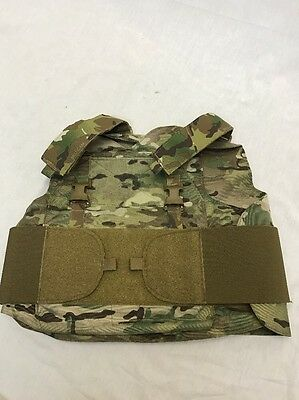 Mayflower Velocity R&C Plate LPAC Medium Low Profile Armor Carrier Multicam JSOC