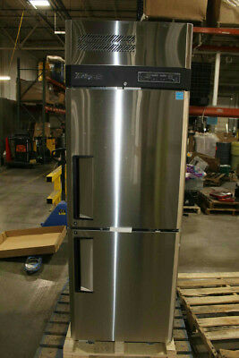 Turbo Air 19.5 cu.ft Stainless Dual Temperature Fridge / Freezer JRF-19