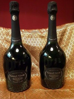 Champagner Laurent Perrier Grand Siecle Grande Cuvee  --  2 Flaschen TOP!!