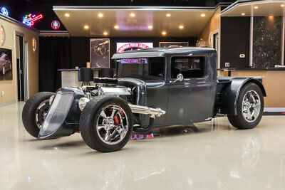 1930 Ford Model A Pickup Street Rod Ford Pickup! LS 327 V8, TKO600 5-Speed Manual, Wilwood Disc, Coilover, Kugel IRS