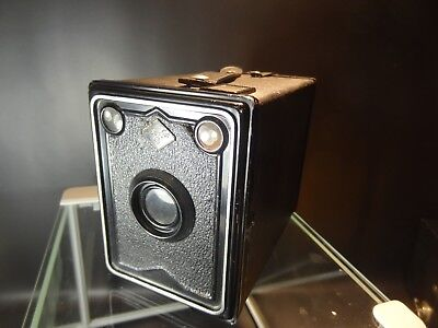 Agfa Box 34 Iso-box appareil photo ancien old vintage camera 1933