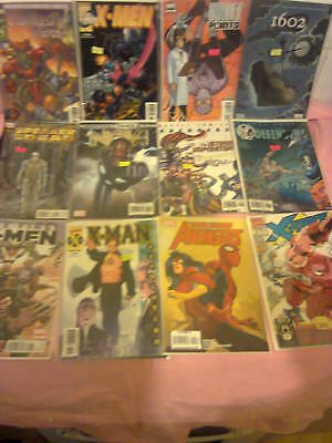 Marvel Comics MASSIVE JOB LOT, COLLECTION, 150+ Comics, all bagged and boarded.