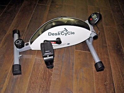 euc   DESK CYCLE w/ digital readout - VERY WELL MADE!!!