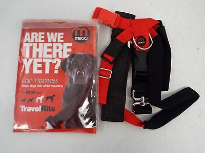 MIKKI Dog CAR HARNESS for Large Dogs  - Y98