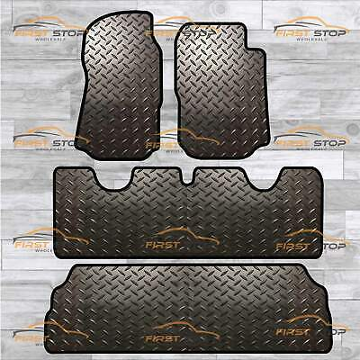 Ford Tourneo 2006-2010 Fully Tailored 3Mm Rubber Heavy Duty Floor Mats