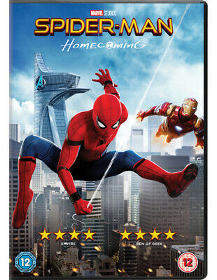 Spider-Man - Homecoming DVD (2017) Tom Holland