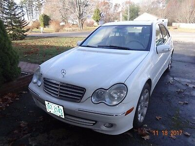 2006 Mercedes-Benz C-Class  C350 4MATIC Luxury 4dr Sedan AWD 3.5L 6cyl