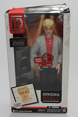 Singing One Direction Doll Niall - Needs new batteries New