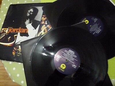 A Ronny Jordan Double   Long Play Vinyl Record --The Quiet Revolution