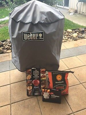 WEBER ORIGINAL CHARCOAL BBQ  57CM, with all the extras