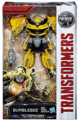 Transformers The Last Knight Premier Edition Deluxe Bumblebee Version 2