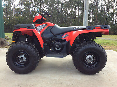 Polaris Sportsman 500 4WD Automatic 2012 ATV Quad Bike