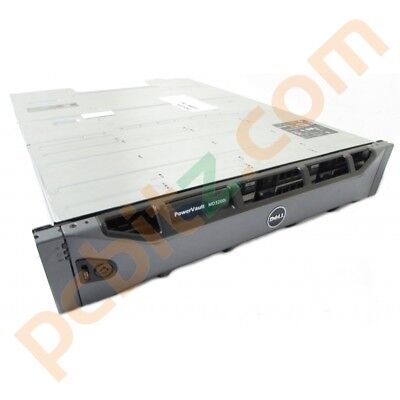 Dell PowerVault MD3200i iSCSI SAN Storage Array (Power on test only / No HDDs)