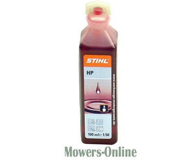 Stihl HP 2 Stroke Oil One Shot Bottle 50:1 Chainsaw Strimmer Disc Cutter 5L Mix