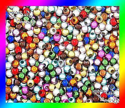 200 PERLES  MIRAGE /MIRACLE /MAGIQUE 4mm !!!!-A156