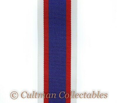 223. Royal Fleet Reserve Long Service & Good Conduct Medal Ribbon – Full Size