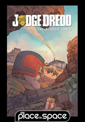 Judge Dredd Blessed Earth 01 - Softcover