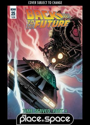 Back To The Future (Idw Publishing) #25A (Wk50)