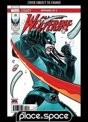 All-New Wolverine #28A (Wk50)