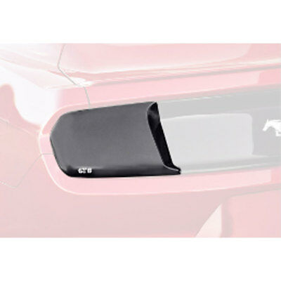 GTS GT4994 Mustang Tail Light Cover Smoked Pair 2015-2018