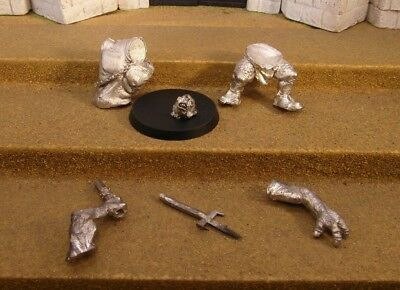 CAVE TROLL WITH SPEAR  - Lord Of The Rings Metal Figure(s)