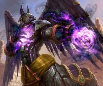 Wow World Of Warcraft Tcg : Tomb Of The Forgotten Complete Master Set