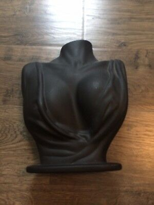 "12"" Jewelry Display - Mannequin Bust"