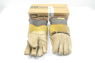 Salisbury W10-2709 High Voltage Rubber Protective Gloves Size 13 D588399