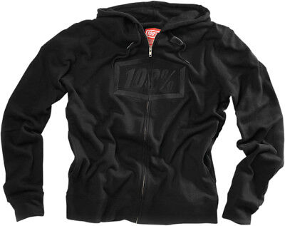 100% Mens Syndicate Official Zip-Up Cotton Blend Hoody