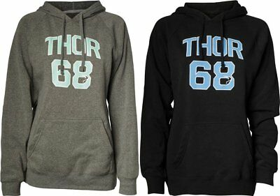 Thor Womens Team Cotton Blend Pullover Hoody
