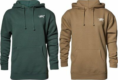 Thor Mens Street Cotton Blend Pullover Hoody