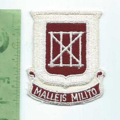 US Army 62nd Engineering  Battalion Patch