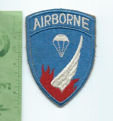 US Army 187th Airborne RCT Regimental Combat Team  Patch