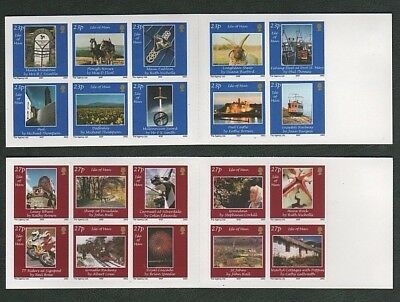 Isle of Man 2002 Photography - People's Choice Self Adhesive Booklets