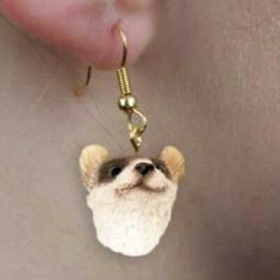 Animal Earrings FERRET Dangle Head Earrings CLEARANCE SALE