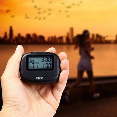 Training Electronic Interval Timer Gym Fitness Sports Boxing Crossfit Stopwatch+