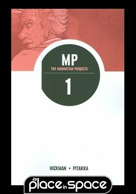 Manhattan Projects Vol 01 Science Bad - Softcover